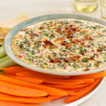 Cheesy-Spinach-and-Bacon-Dip