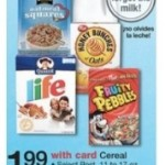 New $1/1 Fruity Pebbles & Cocoa Pebbles Coupon = Only $0.99 at Walgreens This Week!