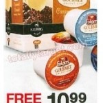 Target: Great Deal on Folgers Gourmet Selections K-Cups (Starts 5/12)!