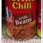 Target: Hormel Chili Only $0.75 A Can This Week