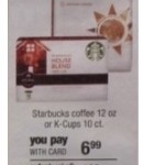 CVS: Starbucks K-Cup Deal Starting 5/26!
