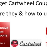 What are Target Cartwheel Coupons?