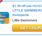 New $1.50/1 Huggies Little Swimmers Coupon + Two Deals!