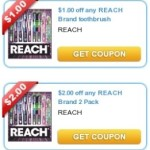FREE Reach Toothbrushes at Walgreens & Family Dollar This Week!