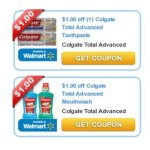 New Colgate Toothpaste & Mouth Wash Coupons + *HOT* Deals!