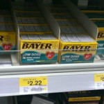 Bayer Aspirin Only $0.22 At Walmart Deal