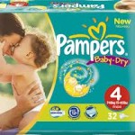CVS: Pampers As Low As $3.99 A Pack Starting June 9th!