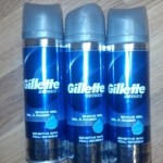 Gillette Shaving Cream Deal