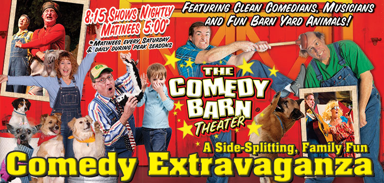 The Comedy Barn® Theater - Coupon Savings In The South