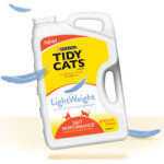 Tidy Cats Lightweight Cat Litter – Free with Refund