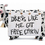 July 11th – Free Chick-fil-A Meal If You Dress Like a Cow