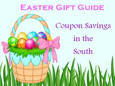 Easter gift guide coupon savings in the south easter negle Gallery