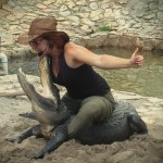 Everglades Holiday Park – Home of the Gator Boys ….and girl!
