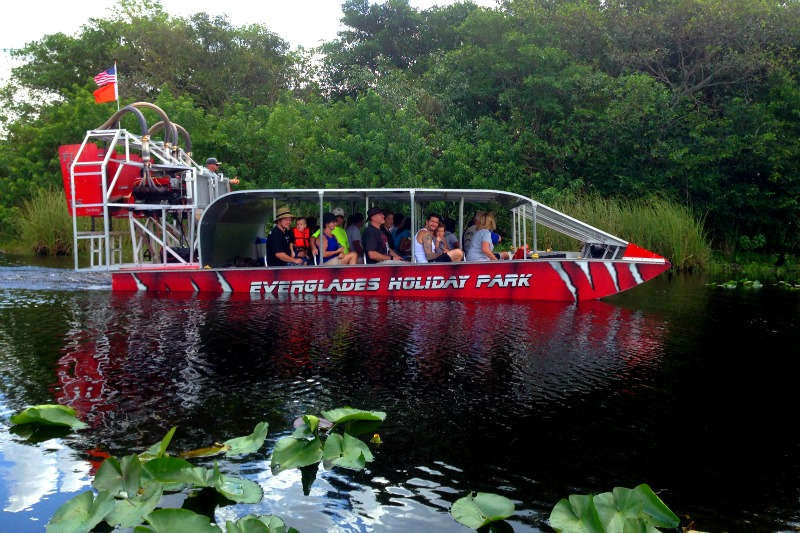 Everglades holiday park discount coupons