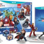 Disney INFINITY: Marvel Super Heroes (2.0 Edition) Video Game Starter Pack – Wii U