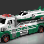 50th Anniversary Holiday Hess Toy Truck