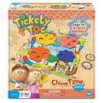 Tickety Toc Chime Time Board Game