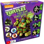 Teenage Mutant Ninja Turtes Foot Clan Street Fight Game