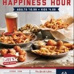 Family Happiness Hour – Joe's Crab Shack
