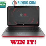 Win an HP Touchscreen Special Edition Beats Audio Laptop ~ $600 value (Enter Daily, Thru 1/20) | BuyDig