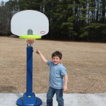 Adjust 'n Jam™ Pro Basketball Set