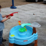 Fish 'N Splash Water Table By Little Tikes