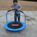 Little Tikes® 3 – Foot Trampoline