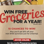 Great Grocery Giveaway #BILOfreegroceries