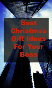 Best Christmas Gift Ideas For Your Boss