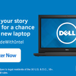 "How would a Dell Inspiron 15.6"" Laptop make your life more amazing? #UpgradeWithIntel"