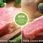 Zaycon Fresh Has USDA Choice Ribeye and New York Strip Steaks