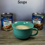New Year With Progresso Light soup line