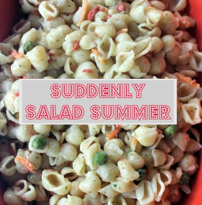 Suddenly Pasta Salad